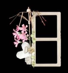 儿童相框模板图片