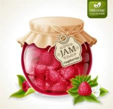 草莓醬圖片